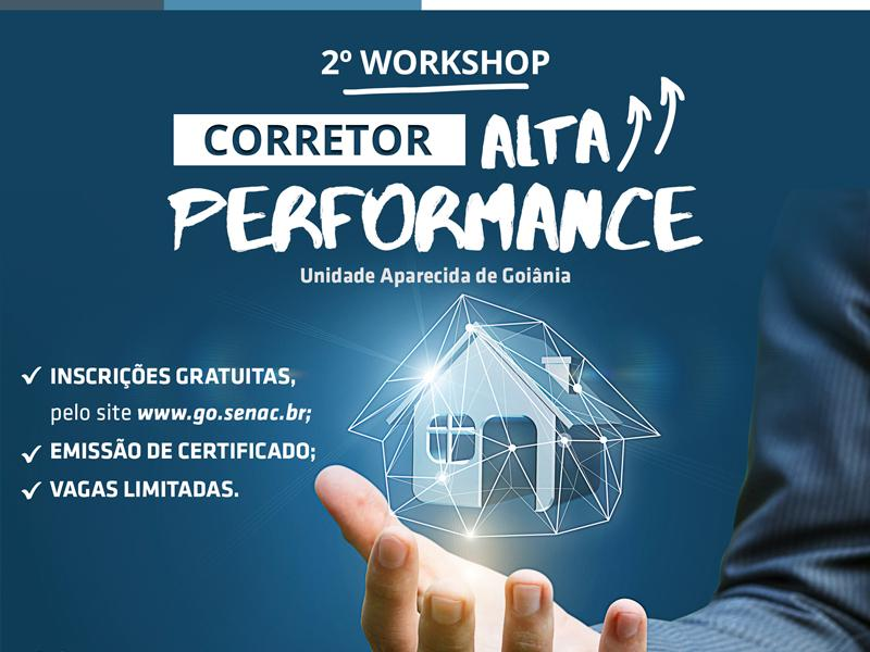 2º Workshop: Corretor Alta Performance